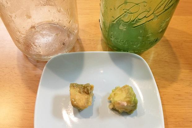 メイソンジャーサラダの画像