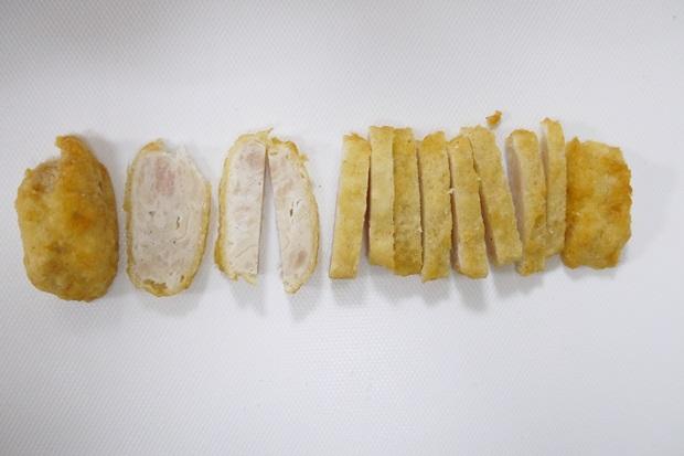 チキンナゲット画像