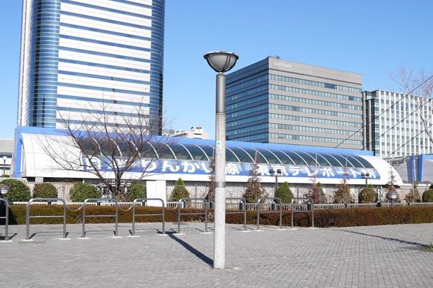 東京お台場大江戸温泉交通アクセスの画像
