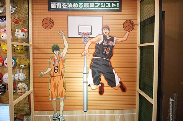 黒子バスケのゲームの画像