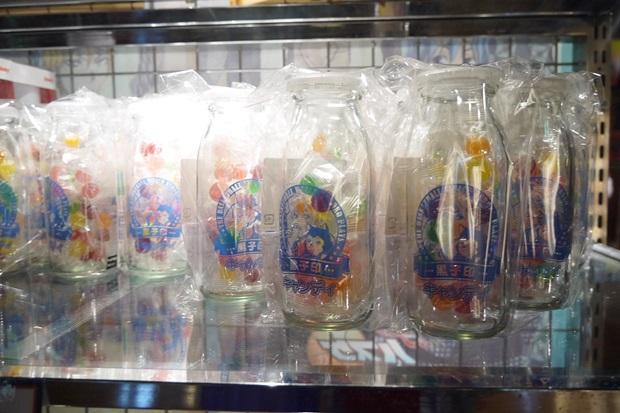 大江戸温泉物語黒子のバスケグッズ牛乳瓶キャンディの画像
