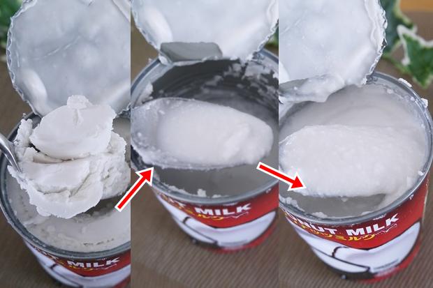 ココナッツミルク缶詰