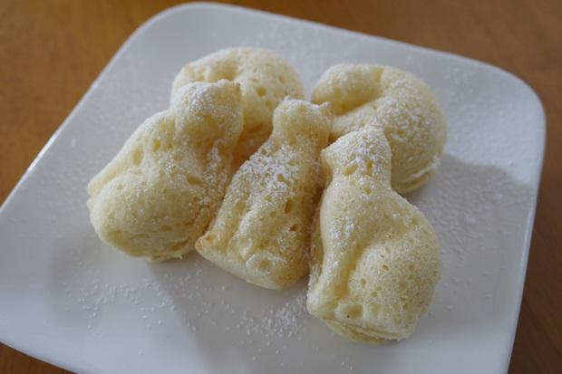 豆腐カステラの画像