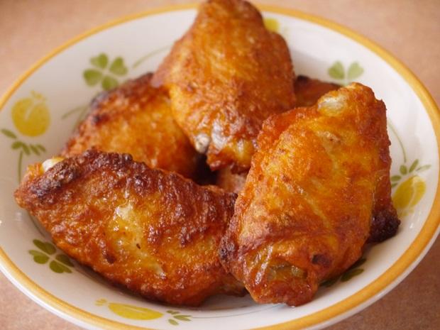 サイゼリアの辛味チキン
