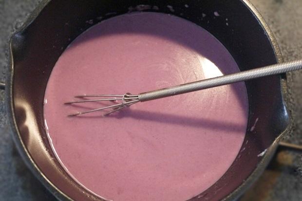 ウベココナッツソースの作り方