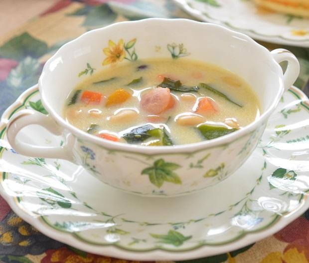 アーモンドミルクのアレンジレシピ