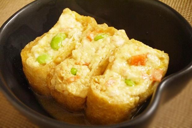 豆腐料理おかずレシピ 厚揚げ