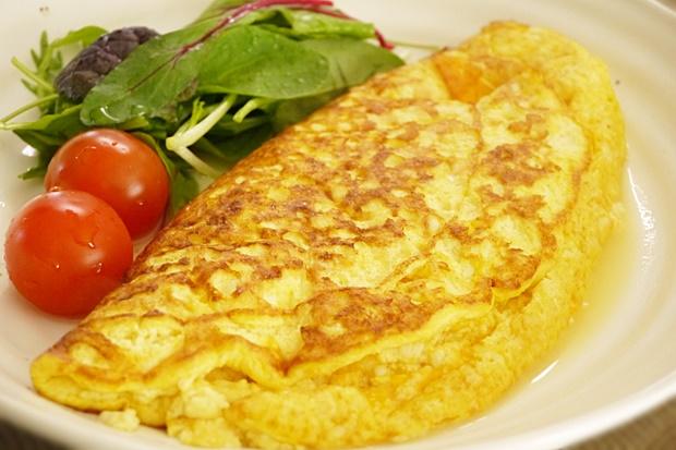 豆腐チーズオムレツダイエット写真