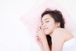 睡眠環境画像