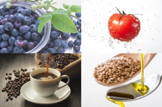抗酸化作用のある食べ物体臭