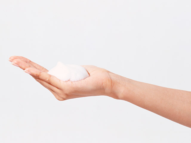 消臭殺菌作用薬用石鹸体臭予防
