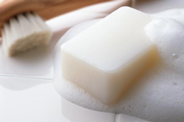 固形石鹸体臭予防