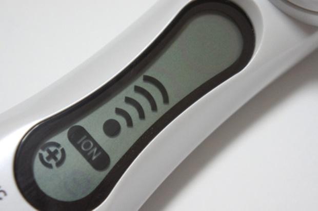 スキンケア超音波美顔機イオン