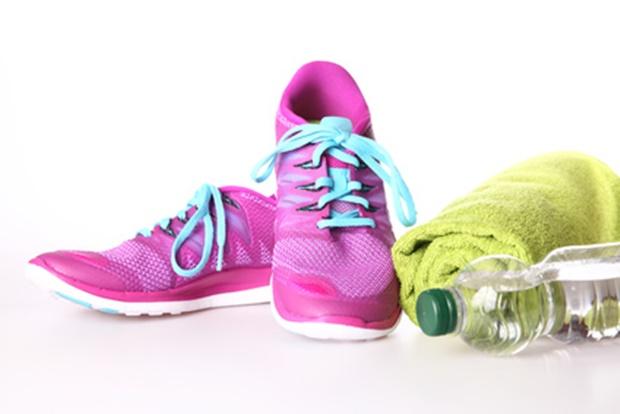 トレーニングウェア靴ダイエットモチベーション