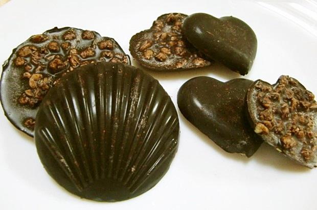 ココナッツチョコレートの画像