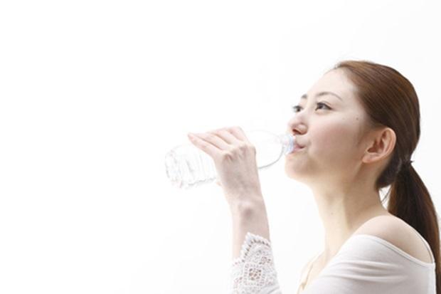 ファスティングの水分補給画像