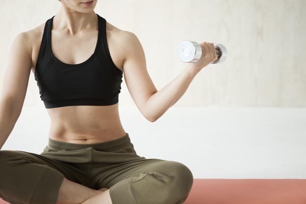 筋肉トレーニングの効果