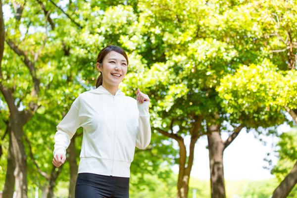 ジョギングによるダイエット方法