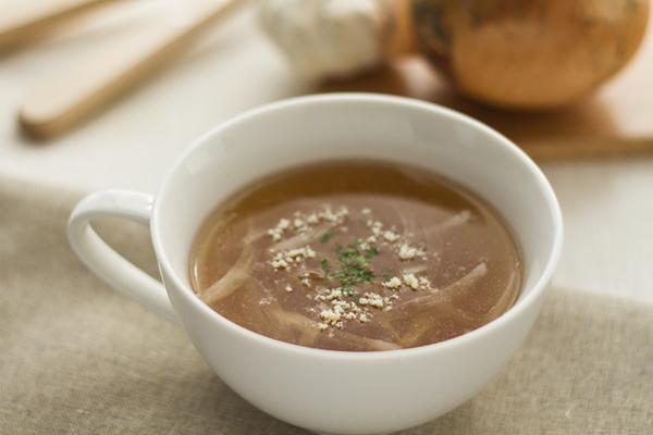 脂肪燃焼効果がある温かいスープ
