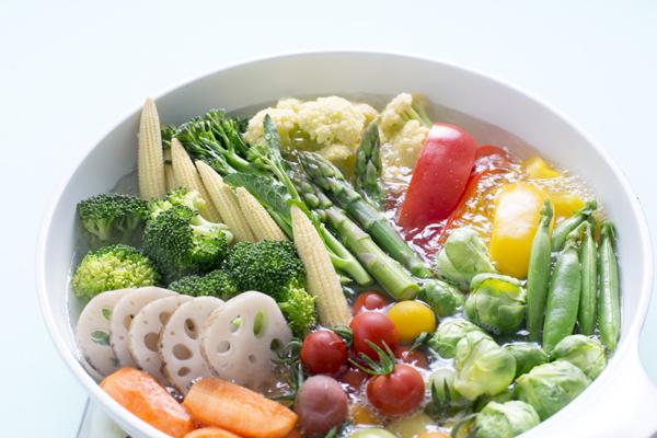 野菜が多めの食事制限