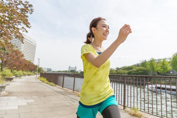 運動量と消費カロリー