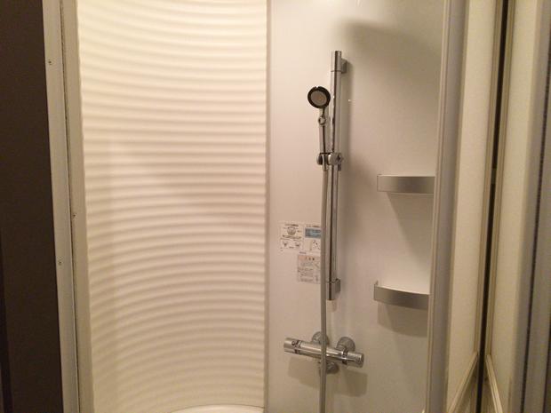TBCのシャワールーム