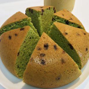 青汁ケーキ