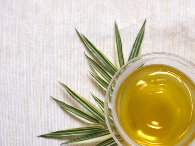 クマザサ青汁のアレンジレシピ