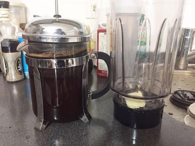 ボダムのコーヒープレスメーカー